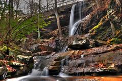 Indian Falls (the waterfallhunter) Tags: desotostatepark laurelcreek dekalbcounty alabamathebeautiful indianfalls fortpaynealabama alabamawaterfalls