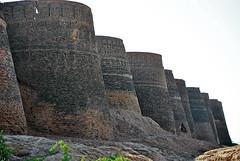 Derawar Fort, Bahawalpur, Pakistan (Black-Z-ro [200,000+ views]) Tags: pakistan zoya mahal mosque khan ahmad karachi ahmed masjid noor 1849 nawab khizer bahawalpur derawar khizar mehal bahawal blackzero irfanahmed76