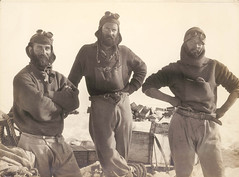 Photograph from the Expedition [group portrait], 1911-1914 (State Library of New South Wales collection) Tags: statelibraryofnewsouthwales