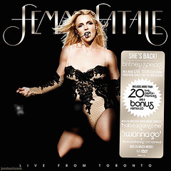 Britney Spears - Femme Fatale Tour (Live From Toronto) (Jonatas Ciccone) Tags: from toronto art me against tour spears live album cd femme go it criminal cover single britney fatale wanna hold ciccone jonatas i