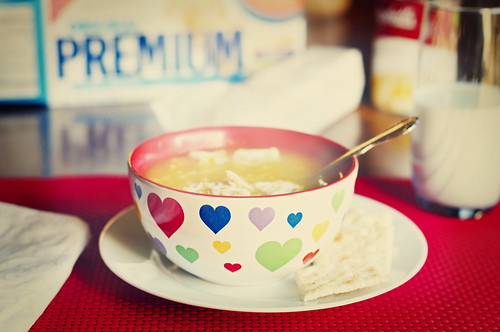 food kitchen childhood hearts soup 50mm milk nikon... (Photo: Barbara Taeger Photography on Flickr)