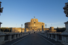 "Castel Sant'Angelo & Ponte Sant'Angelo • <a style=""font-size:0.8em;"" href=""http://www.flickr.com/photos/89679026@N00/6478114419/"" target=""_blank"">View on Flickr</a>"