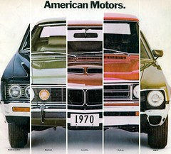 1970 American Motors Ambassador, Hornet, Javelin, Rebel and AMX (coconv) Tags: pictures auto old classic cars car vintage magazine ads advertising cards rebel photo flyer automobile post image photos antique album postcard ad picture images motors advertisement vehicles photographs card photograph american postcards vehicle hornet 1970 autos collectible amc rambler ambassador collectors brochure 70 amx automobiles dealer prestige javelin