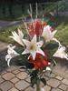 Origami Christmas Bouquet