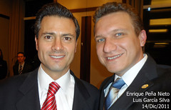 EPN y LGS (diputadomexico) Tags: presidente mexico nieto luis enrique garcia roo silva peña diputado chetumal quintana fedral candidato