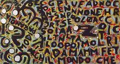 paranoia (divedintopaint) Tags: ferrara astratto quadri espressionismo dived informale neoprimitivismo