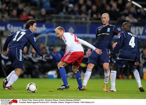 FW: Match Against Poverty - Hamburg - Germany 13/12/2011
