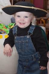 Pirate Pose (Craig Dyni) Tags: girl toddler madelyn alannah dyni