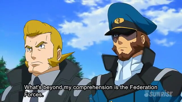 Gundam AGE  Episode 11  Reunion at Minsry Youtube  Gundam PH (25)