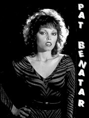 Pat Benatar E-Reader Screensaver