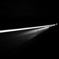 Long way home (Arianna_M) Tags: road longexposure night strada darkness luci lighttrails minimalism minimali
