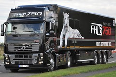 [S] Demonstrator Volvo FH16 750 BSE 740 (truck_photos) Tags: