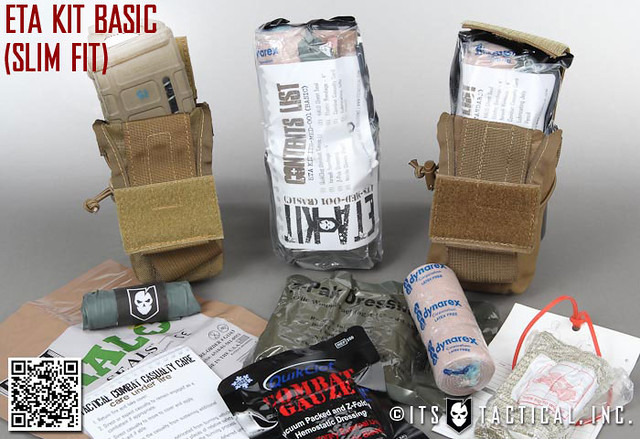 ETA Trauma Kit (Basic-Slim Fit)