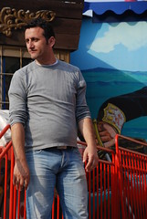 DSC_0507 (PiotrLevis) Tags: diesel ripped jeans denim levis rippedjeans bulge 501s guysinjeans trashedjeans levis501 meninjeans denimbutt guysindenim guysbulge denimbulge