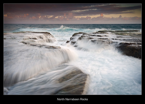 North Narrabeen trench