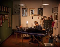 Smooth Sailing Tattoo (Frenkieb) Tags: tattoo paul sailing smooth matthieu van groningen wasabi der zwaard