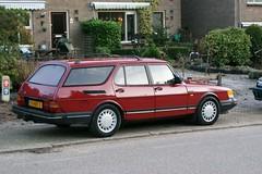 1981 Saab 900 Safari (NielsdeWit) Tags: favorite doorn favourite rare zeldzaam setrab nielsdewit 13nbt2 sidecode7
