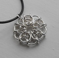 Celtic circle (925maille) Tags: sterling pendant 925 celticcircle 925maille