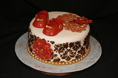 "Red and gold baby shower • <a style=""font-size:0.8em;"" href=""http://www.flickr.com/photos/60584691@N02/6649807771/"" target=""_blank"">View on Flickr</a>"