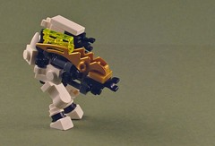 Fuel Rod Gun revision (Nick Brick) Tags: lego anniversary halo elite reach combat evolved frg nickbrick
