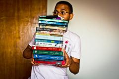 Book lover (FaruSantos) Tags: books livros bookslibroslivros
