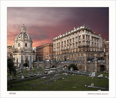 ROMA........... (Folgazza) Tags: show nyc travel sunset italy roma nature phoenix beauty photoshop photography photo nikon europa europe italia colours tour shot photos live super 180 coolpix toscana rosso colori foriimperiali d300 cs3 cs4 massamarittima follonica tuscani viaggiare p6000 2485 passionphotography blinkagain