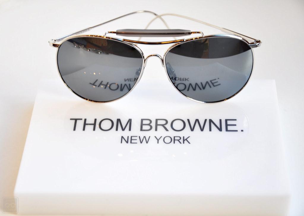 aa055da54a3b ThomBrowne007 (Bruce Eyewear) Tags  sunglasses glasses x thom spectacles dita  browne eyewear bruceeyewear
