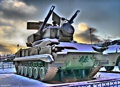 9K22 Tunguska Anti-Aircraft Weapon. ??? 9?22