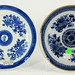 132. Two Antique Fitzhugh Plates