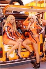 Autosport International 2012 - Maxxis Promo Babes (Si 558) Tags: ladies girls woman hot sexy beautiful promo women looking good babe international babes hotties promotional hotty 2012 autosport maxxis maxxisbabes