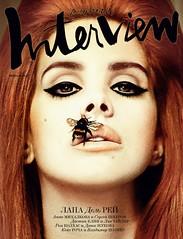 Lana Del Rey 'Born To Die':  อะเดลหลบไป! ตอนนี้ใครๆ ก็พูดถึงแต่ลาน่า เดล เรย์