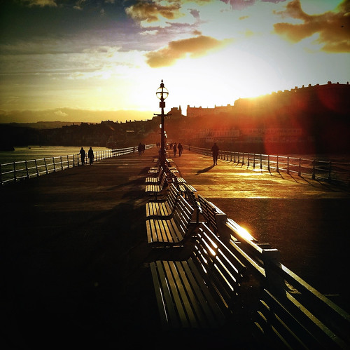 Late Afternoon, Whitby, Yorkshire