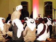 (Mink) Tags: sea male men festival grain band 18th bin kuwait bait cultural kuwaiti hussain     dishdasha       alothman      alqurain