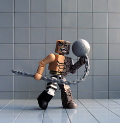 Absorbing Man (SuperiorRAW) Tags: man toys book comic action marvel figures absorbing minifigures minimate