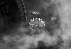 4/52 Builder's Plate (Paul Wallace (NZ)) Tags: blackandwhite bw plate steam builders locomotive 2012 manufacturers week4 paekakariki ja1271 extremedetail week4theme 522012 52weeksthe2012edition weekofjanuary22