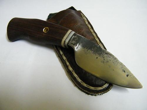 Integral knife
