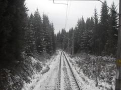 CFR in Winter Time (robo374) Tags: tren pod viaduct tunel cfr magura vagon vatra romane locomotiva iarna lunca dornei interregio semnal ilvei caile ferate