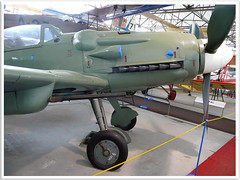 Avia S-199 (Aerofossile2012) Tags: prague aircraft aviation avion skoda avia messerschmitt me109 kbely avias199 cs99