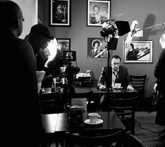 Cameras & Coffee (desbyrnephotos) Tags: street camera city vacation dublin irish streets film shop u2 lights fuji euro ad streetphotography eu bono actor vanmorrison coffe phillynott thinlizzy streetphotographer x100 lukekelly vantheman irishphotography desbyrne desbyrnephotos irishstreetphotographer fujix100 firststreetshotsx100