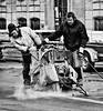 People Street (GZZT) Tags: street bw berlin germany de sw mitte bln arbeiter 030 strase guessedberlin französischestrase mittemitte gzzt martinbriese gwbslomotion
