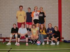 2004 Meisjes B1 - Tr. Jorn van Vuuren