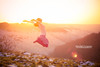 """""""Life has no limitations, except the ones you make."""" - Jump #55 of #100 (Olivia L'Estrange-Bell) Tags: pink winter snow jump jumps goldenhour englishcountryside canoneos5dmarkii sashabell oliviabell oliviabellphotography 100jumps tbsart"""