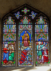 Ely cathedral window (picqero) Tags: england history glass religion culture churches christianity