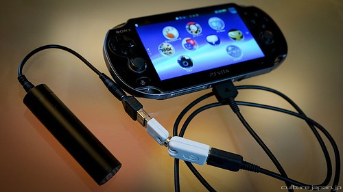 PS Vita USB改造
