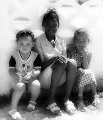Little township girls (Shlin1) Tags: kids southafrica capetown township littlegirls mitchellsplain