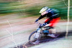 (James . Douglas) Tags: winter red santacruz blur bike speed canon cycling action peakdistrict extreme downhill biking mtb 7d mountainbiking downhilling 1585mm canon7d