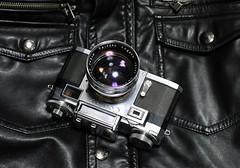 ツァイス・イコン コンタックスiiia + ズノー 5cm F1.1 (worldwideyeys.com) Tags: zeiss rangefinder contax f11 rf コンタックス zunow ズノー worldwideyeys