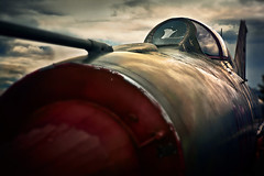 Interceptor (Testchamber) Tags: david aviation interceptor bracher mig21 midlandairmuseum mikoyangurevich