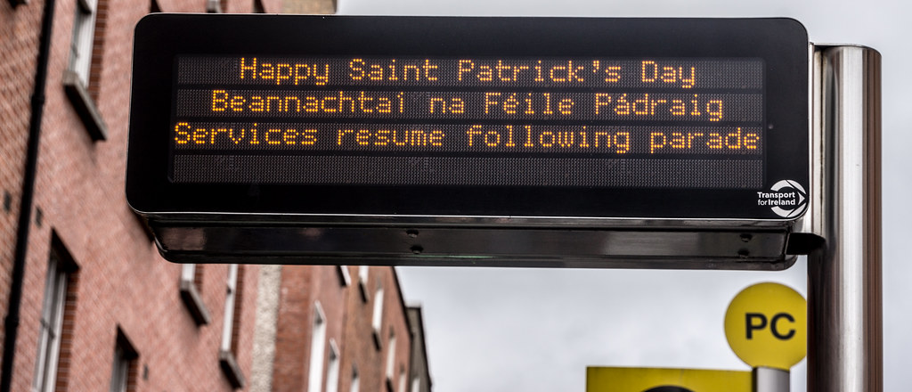 Happy St. Patrick's Day To Everyone