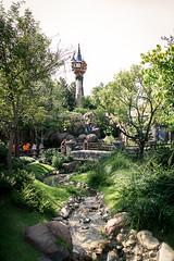 Rapunzel's Tower daytime